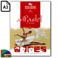 Blok do pasteli A3 180g Art Pastel sepia - blok_a3_180g_artpastel_sepia_later_plastyczne_lublin_pl_01a.png