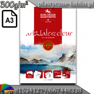 Blok do akwareli A3 300g Art Watercolor - blok_a3_300g_artwatercolor_later_plastyczne_lublin_pl_1.png