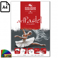 Blok do pasteli  180g Art Pastel Antracyt  A4 - blok_a4_art_pastel_antracyt_180g_later_plastyczne_lublin_01.png