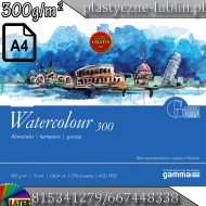 Blok do akwareli A4 300g Watercolour - blok_watercolour_300g_gamma_later_plastyczne_lublin_pl_1.png