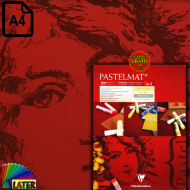 Blok Pastelmat do suchych pasteli A4 360g  - clairefontaine_pastelmat_a4_360g_later_plastyczne_lublin_pl_1.png