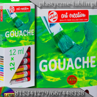 Gwasz ArtCreation 12x12ml Gouache  - gouache_12x12ml_art_creation_later_plastyczne_lublin_pl_1.png